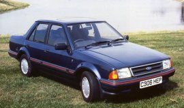 1985 Ford Orion Ghia