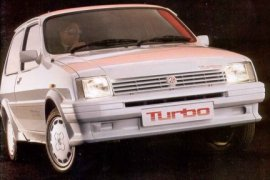 1986 MG Metro Turbo