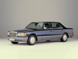 1986 Mercedes Benz 500-Series 500SEL