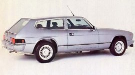 1986 Reliant Scimitar Middlebridge
