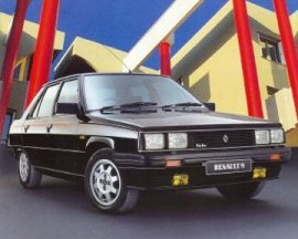 1986 Renault 9 Turbo