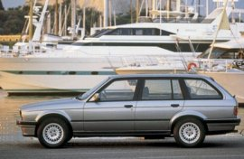 1987 BMW 3-Series Touring