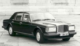 1987 Bentley Mulsanne