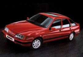 1987 Ford Sierra Xr4x4