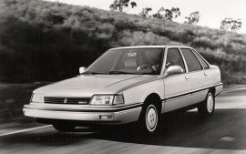 1987 Renault Medallion