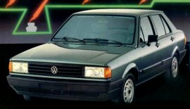 1987 Volkswagen Amazon
