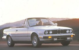 1988 BMW 3-Series 325i Convertible