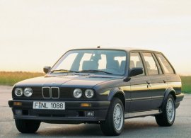 1988 BMW 325xi Touring