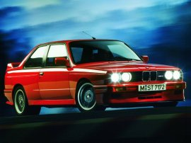 1988 BMW M3 Evolution 2