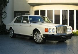 1988 Bentley Mulsanne S
