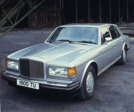 1988 Bentley Mulsanne Turbo