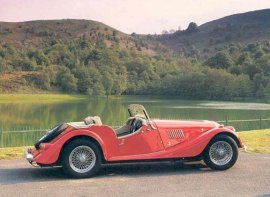 1988 Morgan Plus 8