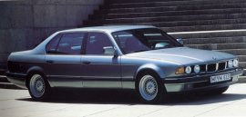 1989 BMW 7-Series 750iL