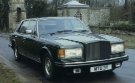 1989 Bentley Mulsanne Turbo