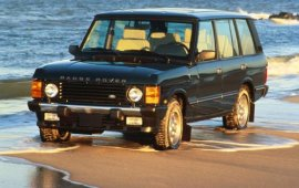 1989 Land Rover Range Rover County Classic