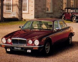 1991 Daimler Double Six