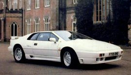 1991 Lotus Esprit Turbo SE