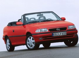 1991 Opel Astra Convertible