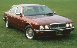 1992 Jaguar XJ-Sedan XJ6 Majestic Sedan