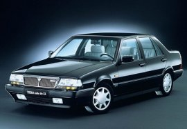 1992 Lancia Thema Turbo 16V LX