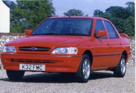 1993 Ford Orion Ghia Si 4-Door