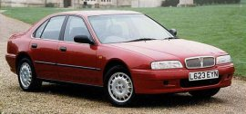 1993 Rover 600-Series 623GSi Sedan