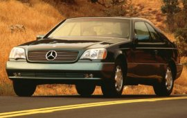 1994 Mercedes Benz S500 Coupe