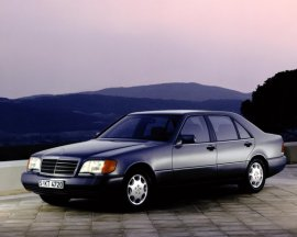 1995 Mercedes Benz 500-Series 500SEL
