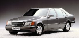 1995 Mercedes Benz 600-Series 600SEL