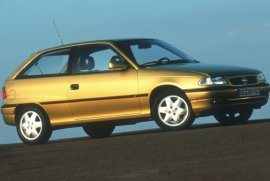 1995 Opel Astra Motion