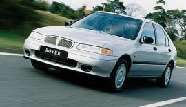 1995 Rover 400-Series 416Si