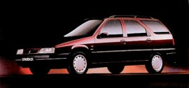 1996 Citroen ZX Break