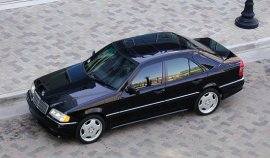1996 Mercedes Benz C-Class C36 by AMG