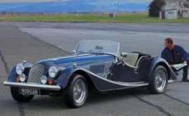 1996 Morgan Plus 8