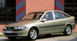 1996 Opel Vectra B CD