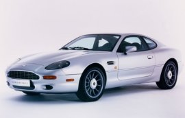 1997 Aston Martin DB7 Alfred Dunhill Edition