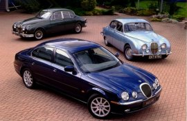 1998 Jaguar S-Type