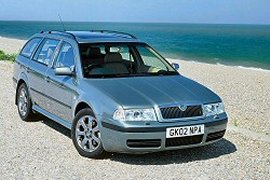 1998 Skoda Octavia Estate