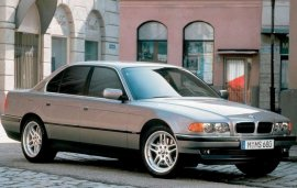 1999 BMW 7-Series 740iL