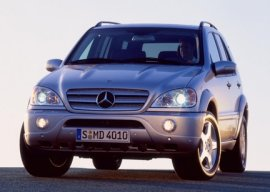 1999 Mercedes Benz M-Class ML55 by AMG