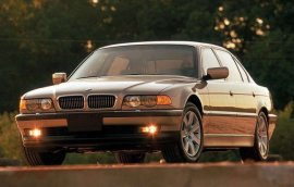 2000 BMW 7-Series Protection