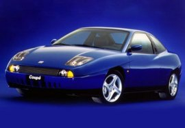2000 Fiat Coupe