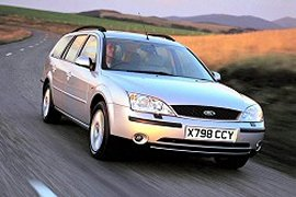 2000 Ford Mondeo Estate
