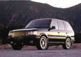 2000 Land Rover Range Rover Holland and Holland Edition