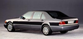 2000 Mercedes Benz 600-Series 600SEL