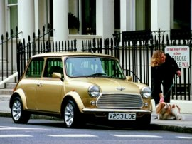 2000 Mini Mini Knightsbridge