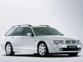 2000 Rover 75 Estate