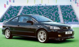2000 Vauxhall Astra Coupe I Line