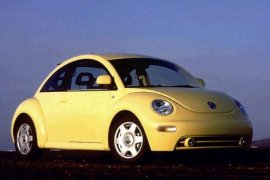 2000 Volkswagen Beetle 1.8 Turbo