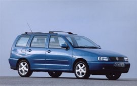 2000 Volkswagen Polo Estate